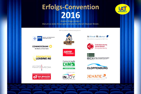 Erfolgs-Convention 2016